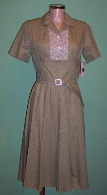 Inset Dress