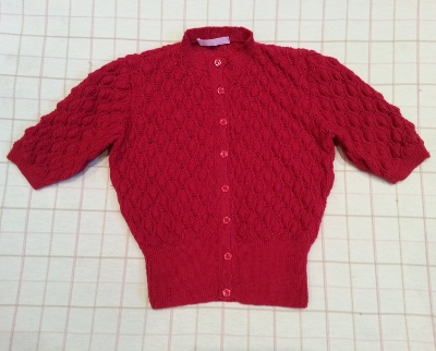 Inside out  tulip cardy